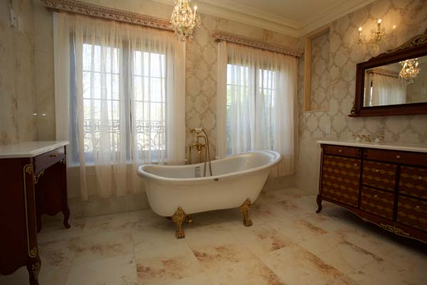 Luxury Custom Bathroom